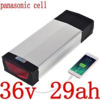36 36V 500W 1000W Bateria De Lítio V 30AH bateria Bicicleta Elétrica 36V 15Ah 17Ah 20Ah 23Ah 26Ah 29Ah uso Da Bateria Ebike panasonic celular|Bateria de bicicleta elétrica| |  -