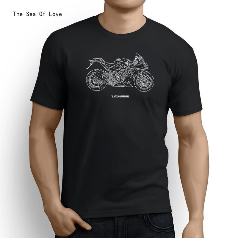 2020 Men T Shirt Fashion Cool Summer Streetwear Italian Classic Motorcycle Fans Rsv4 <font><b>Rf</b></font> Inspired Motorcycle Skate <font><b>Tshirt</b></font> image