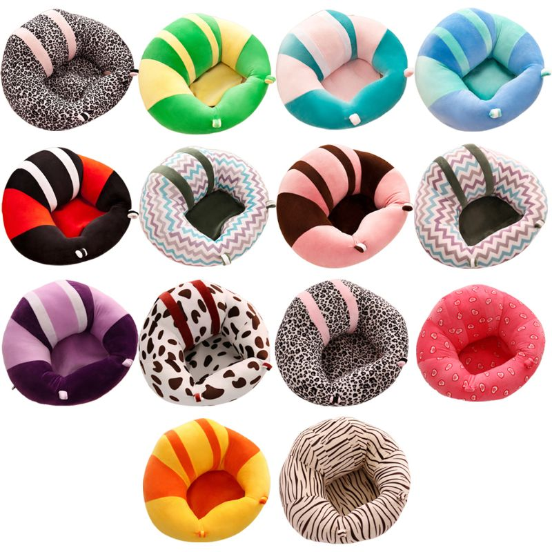 Baby Seat Sit Support Protector Soft Sofa Cushion Chair Car Safety Plush Pillow Plush Infant Toy Gift DXAD
