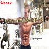 Ueasy Resistance Band Chest Expander Adjustable Elastic Pull-rope Training Band Fitness Home Gym Workouts Equipment