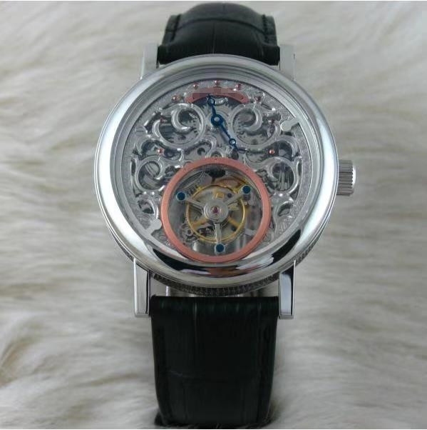 WG09334     Mens Watches Top Brand Runway Luxury European Design Automatic Mechanical Watch
