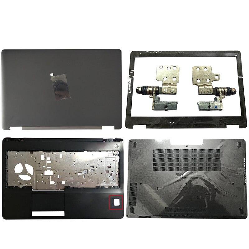 NEW For Dell Latitude 5570 E5570 Laptop LCD Back Cover/Front Bezel/Hinges/Palmrest/Bottom Case 0JMC3P 04VNC3 A151N5  07PVX3