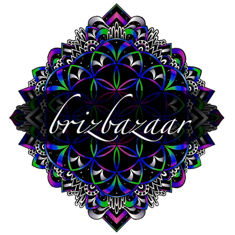 Trippy Alien By Brizbazaar Bedding Set Watercolor Duvet Cover Bed Set 3pcs