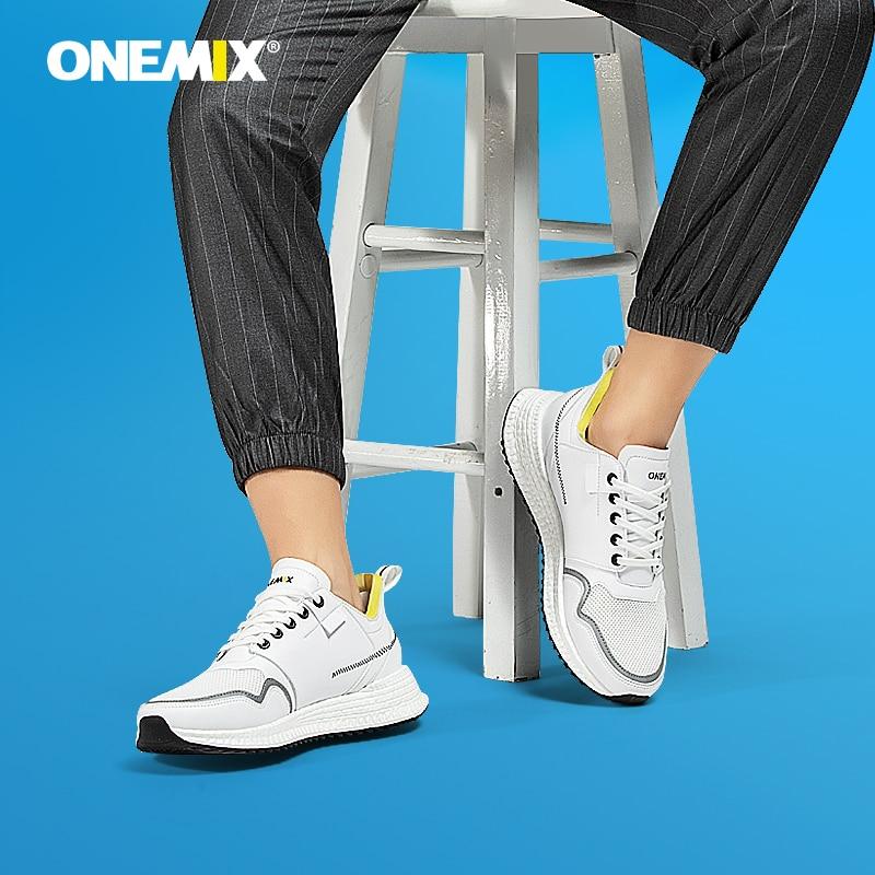 PEAK 2019 Nieuwe Mannen Sneakers Comfortabele Ademende Jogging Schoeisel Koppels Casual Lichtgewicht Atletische Loopschoenen - 6