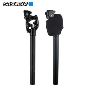 Image 3 - SR SUNTOUR NCX велосипед подвески подседельный штырь 350 мм/400 мм * 27,2/28,6/30,0/30,1/30,4/30,8/31,6/33,9 мм велосипедная подседельная труба трубка