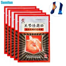 8 sztuk ból stawów łatka zapalenie stawów lędźwiowy ból stawów ulga w bólu naklejki zabójca leczenie chińskie tradycyjne medycyna ziołowa łatka tanie tanio Sumifun CN (pochodzenie) C1768 BODY 8pcs 1bag 2 years Health Care Herbal Medical Plaster Joint Ache Rheumatoid Arthritis