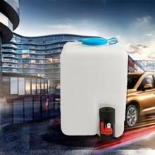 1 комплект Универсальный шайба емкость для бутылок комплект насос 12V 1.8L стеклоочиститель Системы резервуар для чистки автомобиля стиральная средство по уходу за автомобилем
