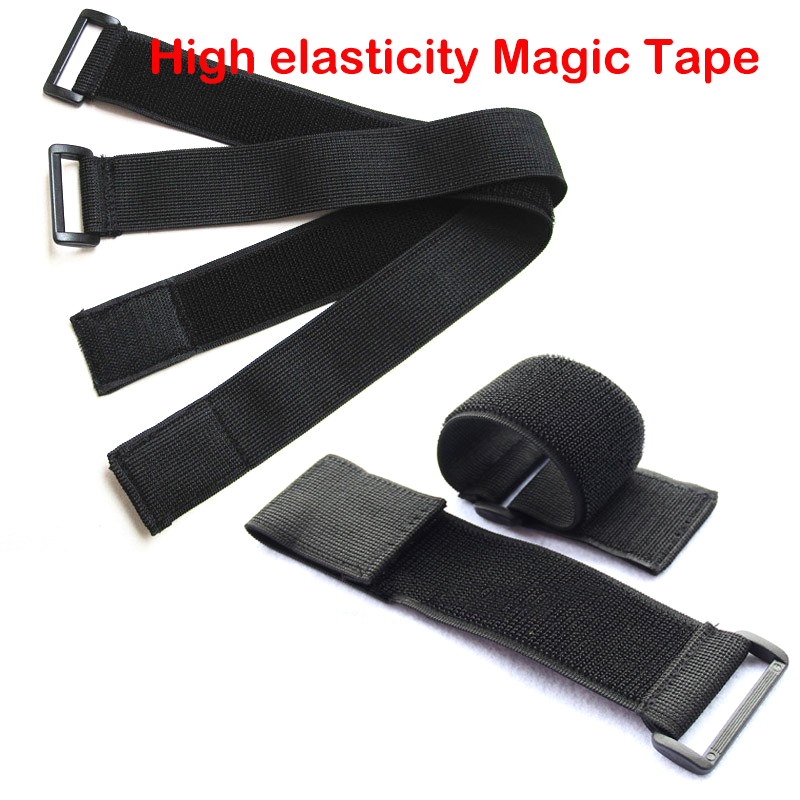 10 Pcs Backpack Luggage Straps Cable Ties Fastener  Tape Belt