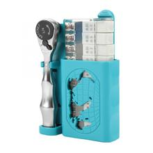 Wrench-Tool-Set Screwdriver Bits-Set Ratchet-Socket Hand-Repair-Tool Portable 12-In-1