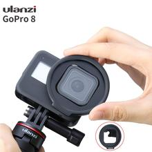 Ulanzi G8 6 52MM Filter Adapter for Gopro Hero Black 8 Easy Install Removable Gopro 8 Filter Adapter Ring