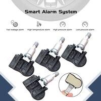 4Pcs New Tire Pressure Monitor System Sensor 9681102280 FW931A159AB Car TPMS Sensor For Citroen C4 C5 C6 C8 FW93 1A159 AB 433Mhz|Tire Pressure Monitor Systems| |  -