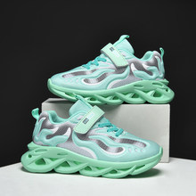 Blade Hollow Sole Kids Sneakers Boys Running Shoes for Girls Outdoor Breathable Children Sneakers Comfortable Sport Tennis Shoes