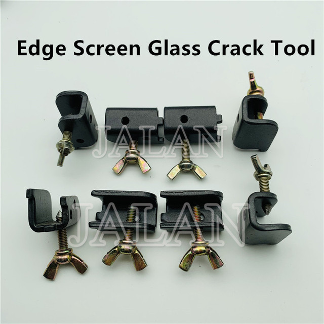 Bordo dello schermo di cracking strumento per Samsung display touch vetro separata crepa rompere strumento nessuna ferita lcd s7edge s8 s9 s10 più Nota 8 9