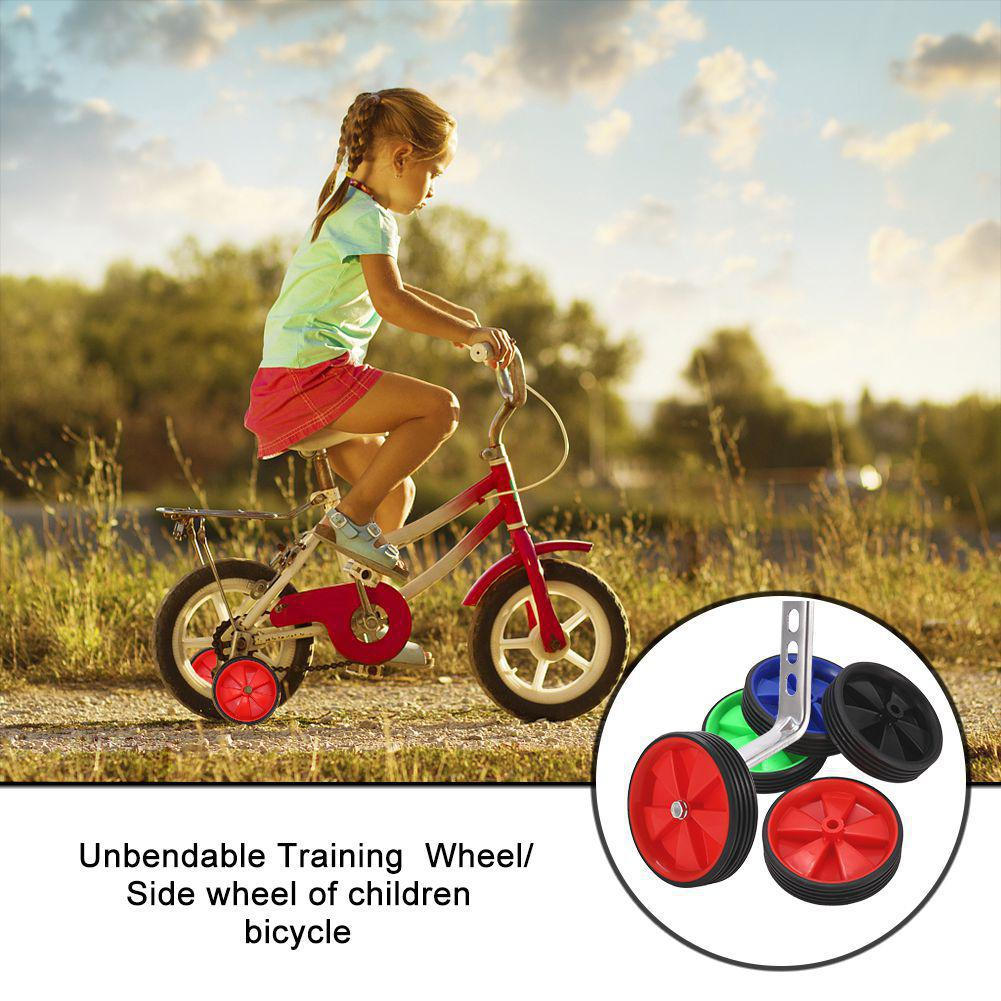 Universal Bicycle Training Wheels 12 To 20 Inch Children Bike Side Wheels Bicycle Stabiliser Auxiliary Wheels Bicycle Wheel Aliexpress