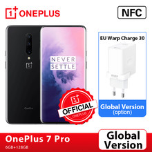 Global Version OnePlus 7 Pro 6GB 128GB Smartphone 48MP Triple Cams Snapdragon 855 90Hz 2K+ AMOLED Screen OnePlus Official Store