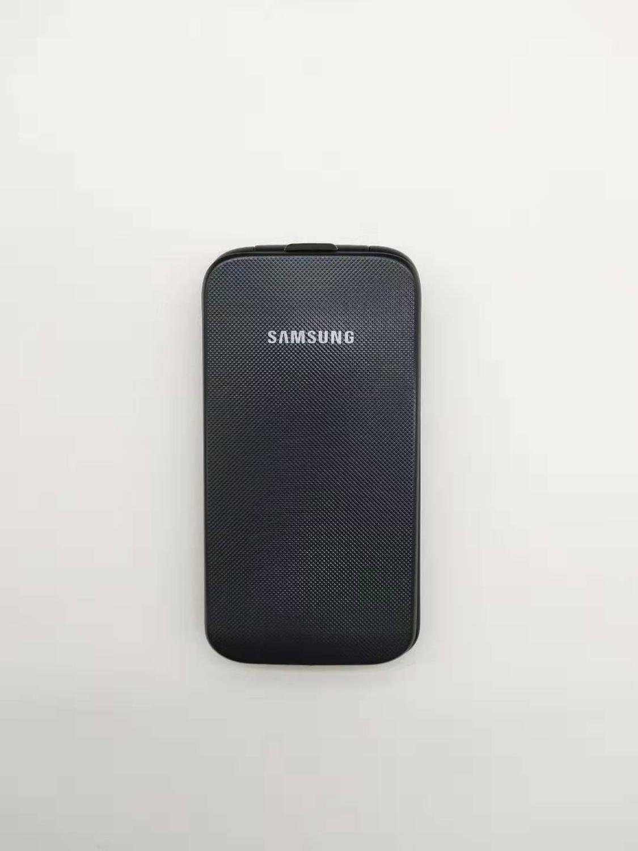 100% teléfono móvil Original desbloqueado SAMSUNG C3520 teclado Inglés ruso y un año de garantía envío gratis - 2