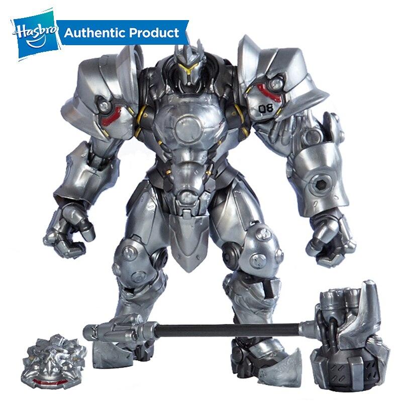 Hasbro Overwatch Ultimates Reinhardt 7.8 Inch 6