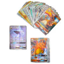 60-100Pcs French Version Pokemon Card Featuring 50 V 50 VMAX 100Gx 60 Tag Team 20 MEGA 100 EX 1 Tarak
