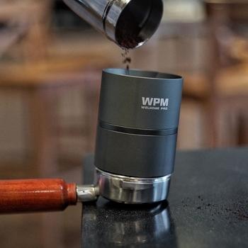 60MM WPM kawa mielona Remover filtr kawa mielona Remover bez magnesu tanie i dobre opinie Esyhey CN (pochodzenie) ESPCUP Szlifierek zadziorów (płaskie koła) Aluminium Instrukcja