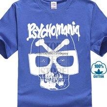 Psychomania T Hemd Britisch Horror Kult 70Er Jahre Verschiedene 3D Gedruckt Männer Kurzarm Tees Hohe Qualität T Shirt