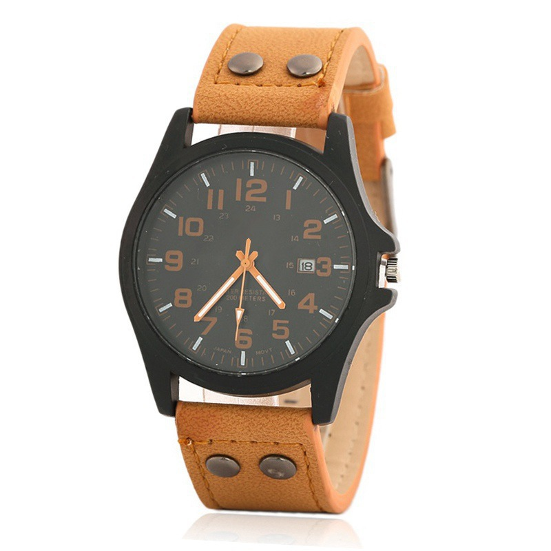 2020 Latest Explosion Of Various Watches Men's Belt Business Watches Boys Military Watches Casual Watches Student Watches