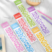 Kawaii Stationery Sticker Ribbon-Decoration Scrapbooking Journal Diary Fantasy Sequin