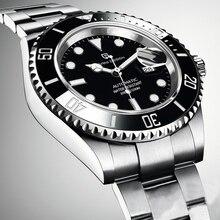 PAGANI Design Top Brand Luxury Mens Watches Automatic Watch Men Stainless Steel Waterproof Business Sport  Mechanical Wristwatch assembeld hifi nac152 preamplifier board base on naim nac152xs preamp