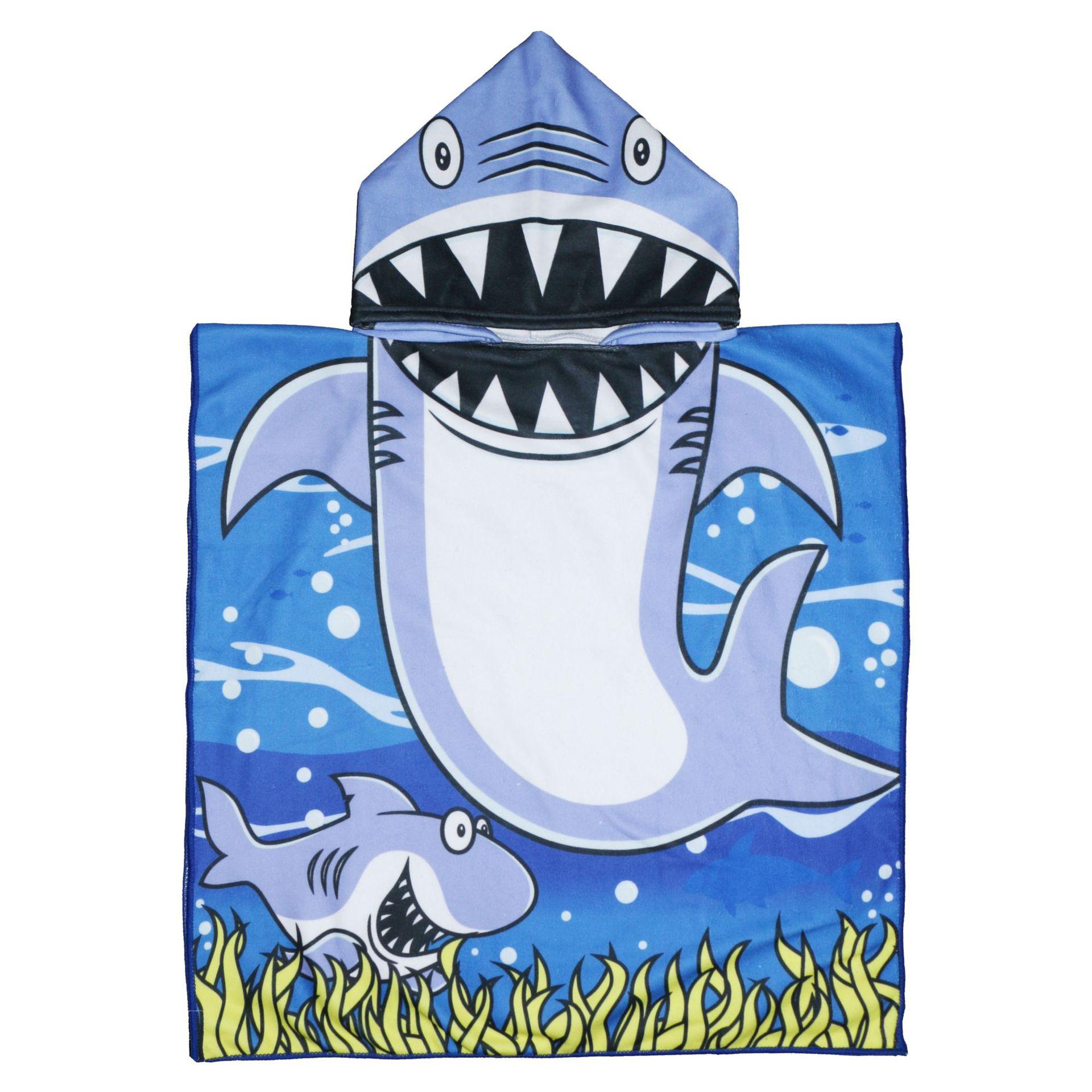 -Bath Towel For Children Cloak Beach Towel Seaside Rapid Huanyi Bathrobe Yu Pao Does Not Fade Shed