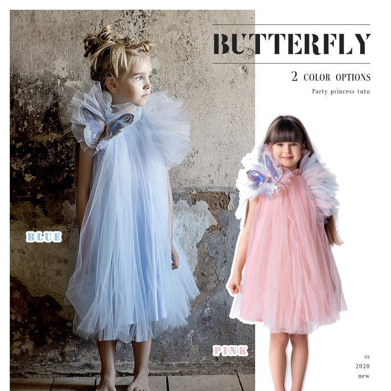 Kids Dresses for Girls Christmas Dress <font><b>Princess</b></font> Dress Unicorn Party <font><b>Toddler</b></font> Girl Dresses Vestidos 2020 image