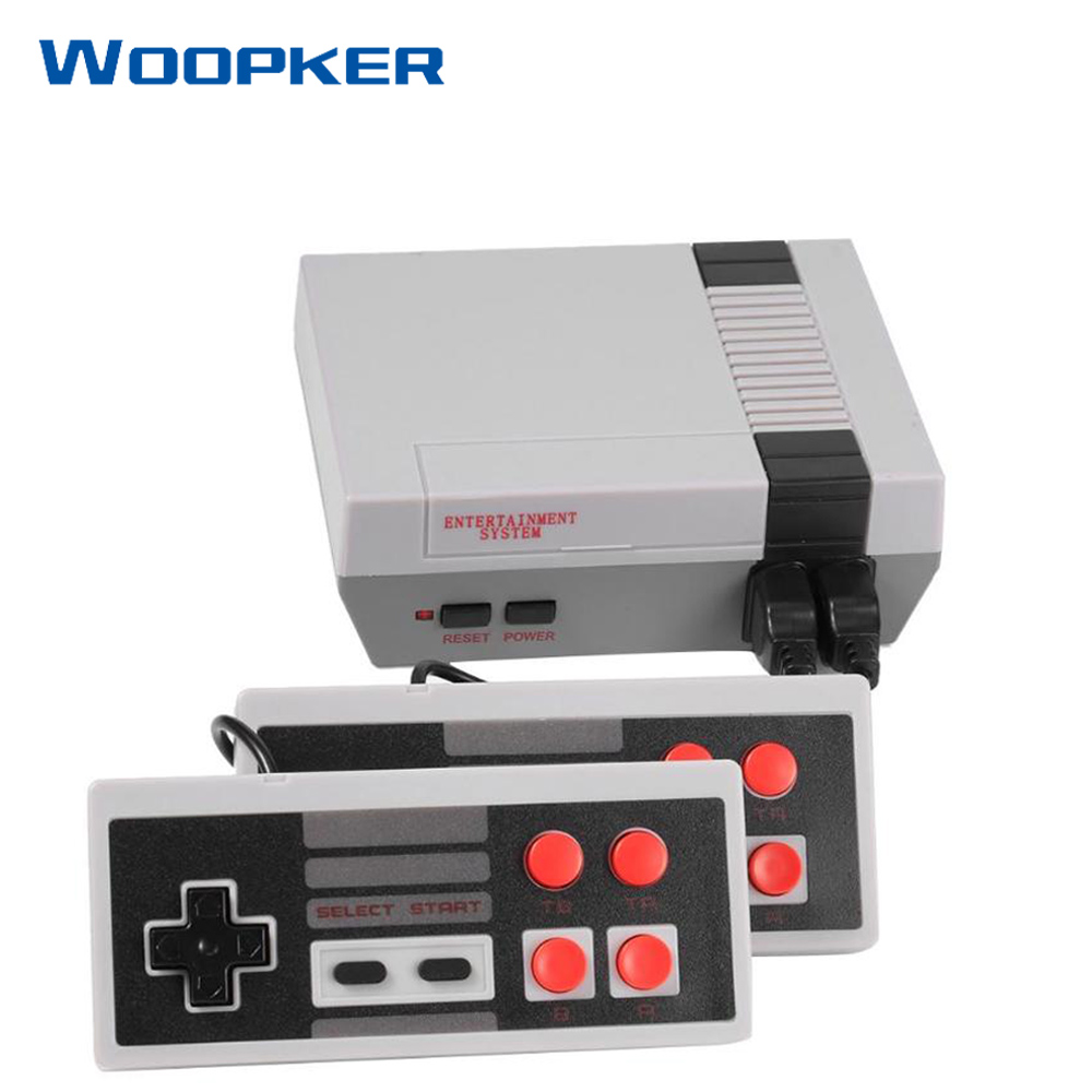 Mini TV Game Console Handheld Game Playe AV Port Built-In 620 Retro Classic Games Family Recreation Video Gaming Player