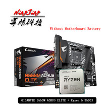 ELITE Suit-Socket Cooler 3500x-Cpu R5 B550m-Aorus AM4 Amd Ryzen New GA But All Without