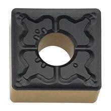 10 шт. SNMG120408 TM T4225 100% оригинальные Tungaloy карбидные вставки внешний токарный инструмент SNMG 120408 двухцветный токарный резец инструменты