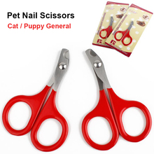 1pc Pet Dog Nail Clippers Claw Nailclippers Supplies Cats Nails Clipper Trimmer Pet Nail Claw Grooming Scissors Cutter  - buy with discount