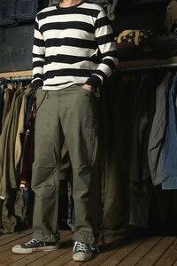 Image 4 - T Shirt à manches longues pour homme, cintré, à rayures, pour moto, NON STOCK