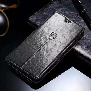 Flip PU Leather Wallet Case Fo