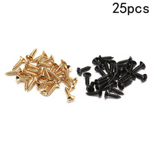 Electric-Guitar-Screws Luthier-Tool Pickguard Back-Plate Silver Gold for Mount DIY Balck