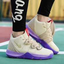 Nieuwe Outdoor Mannen Basketbal Schoenen Zapatillas Hombre Deportiva Hoge Ademend Antislip Wear Mannen Enkellaarsjes Training schoenen