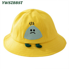 New Spring Summer Outdoor Baby Girls Hat Cute fisherman hat Baby Sun Hat Kids Sun Caps Fashion Boys Sunscreen Cap