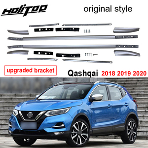 Image 1 - New arrival roof rail roof rack bar for Nissan QASHQAI 2018 2019 2020, guarantee quality,supplied by ISO9001:2008 big factory