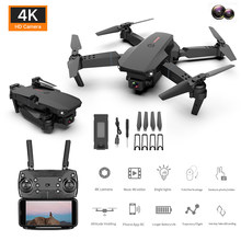 Drone with Camera 4K 1080P HD Wide Angle Camera WiFi fpv Dron Dual Cameras Quadcopter Height Keep Camera Drones for Kids Toys(China)