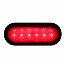 Para zestaw wodoodporna 6led 12V przyczepa do samochodu ciężarowego wskaźniki boczne światła lampa hamulec samochodowy Marker Tail Light tanie tanio CNSPEED CN (pochodzenie) Zespół światła tylnego 0 42kgkgkgkg High emission efficiency low consumption energy friendly