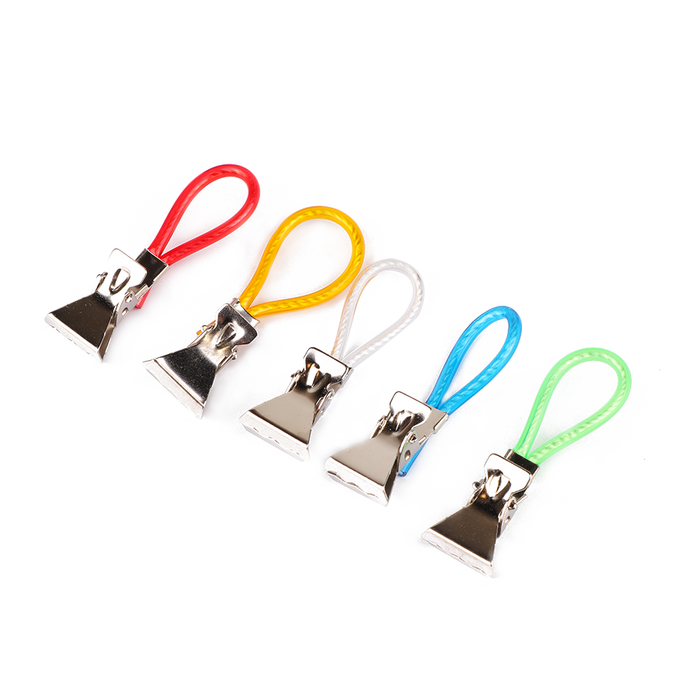 5Pcs Tea Towel Hanging Clips Clip On Hooks Loops Hand Towel Hangers Hanging Clothes Pegs Household Kitchen Bathroom Organizer