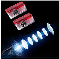 2PCS/LOT Car LED light Logo Projector Door Warning Welcome Light for Mercedes-Benz W205 W212 W176 AMG A C E M W166 C200 A180