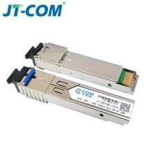 2pcs SC SFP Module Gigabit DDM BIDI mini gbic 1000Mbps fiber tranceiver sfp module Compatible with Mikrotik Cisco Switch