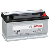 Акб Bosch S3/12v 90ah 720a(D353 X D175 X H190)(-) 0092s30130 Bosch арт. 0092S30130