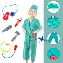 Cosplay Children's Doctor 3-To-7-Years-Old Peripheral Party-Toy Engineering Gift Pirate