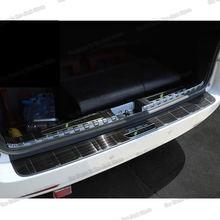 Защитная панель для багажника автомобиля из нержавеющей стали