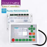 Contrôleur Laser CO2 Ruida 6442G RDC6442G CNC carte mère système carte de contrôle Laser pour Machine de gravure Laser RDC 6442S panneau
