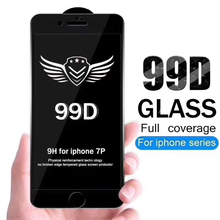 99D protective glass for iPhone 6 6S 7 8 plus X XR XS MAX glass on iphone 7 6 X screen protector iPhone 7 plus screen protection protective glass for iphone 6 6s 7 8 plus x glass on iphone 7 6 8 x r xs max screen protector iphone 7 6 screen protection xr