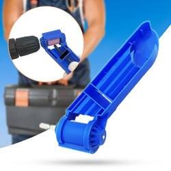 Пластиковая портативная точилка для сверл, корундовое шлифовальное колесо для шлифовальных станков, инструменты для заточки сверл